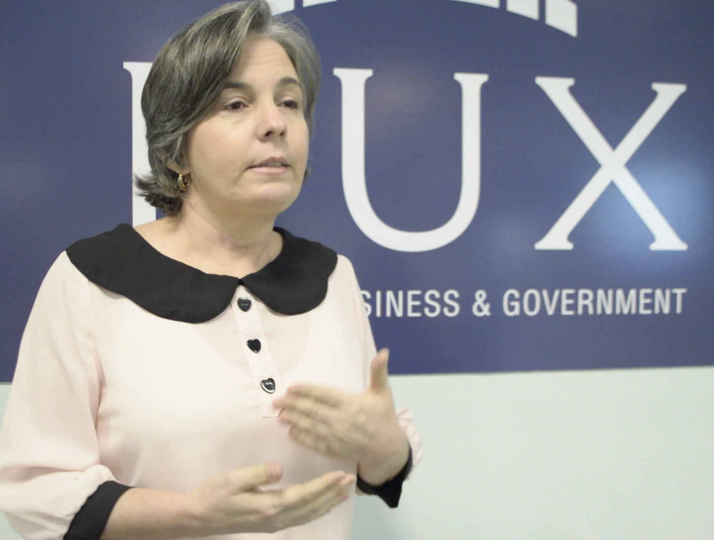 Beatriz Brito, Decana de DUX, School Business & Government