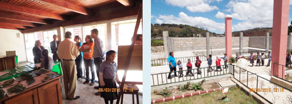 Algunas de las actividades realizadas por el Centro Educativo San Benito.