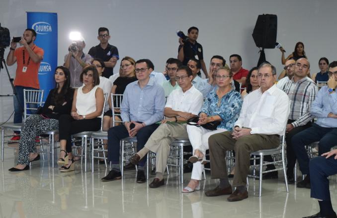 Al evento, que se llevó a cabo en DIUNSA San Fernando, asistieron autoridades locales, representantes de organizaciones, empresas amigas y colaboradores.