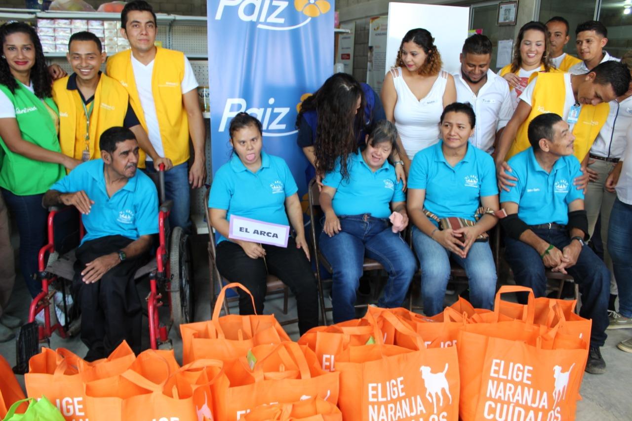 Voluntariado BAH en Choluteca
