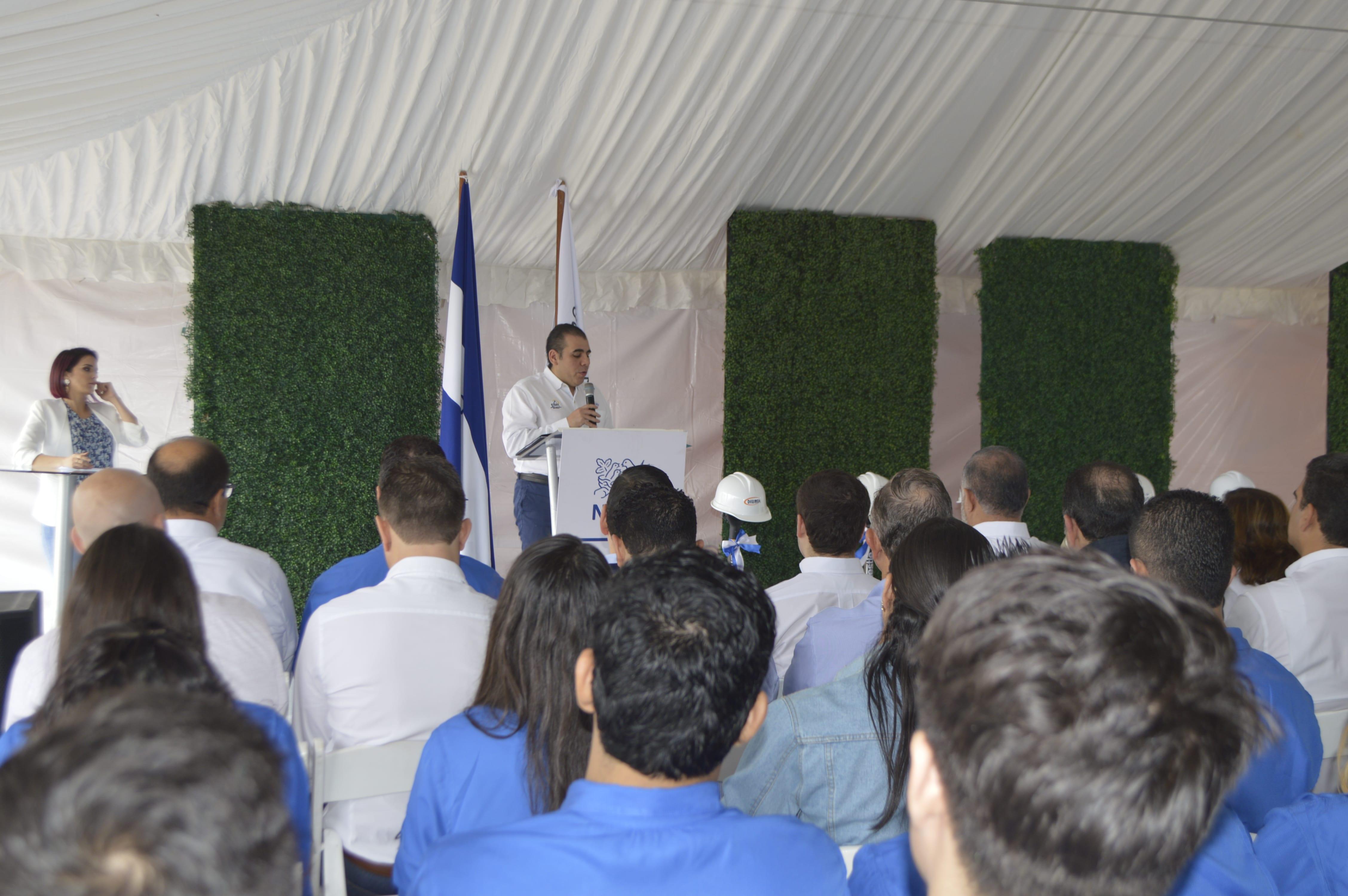 Sr. Mario Faraj, Presidente Ejecutivo DIUNSA.