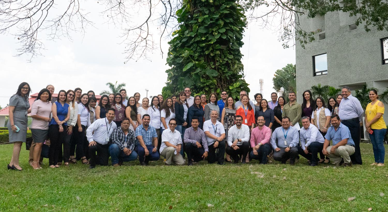 Grupo de participantes en SPS.
